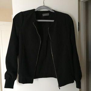 Black Jacquie Jacket